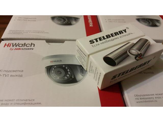 Видеонаблюдение, контроль доступа, домофоны