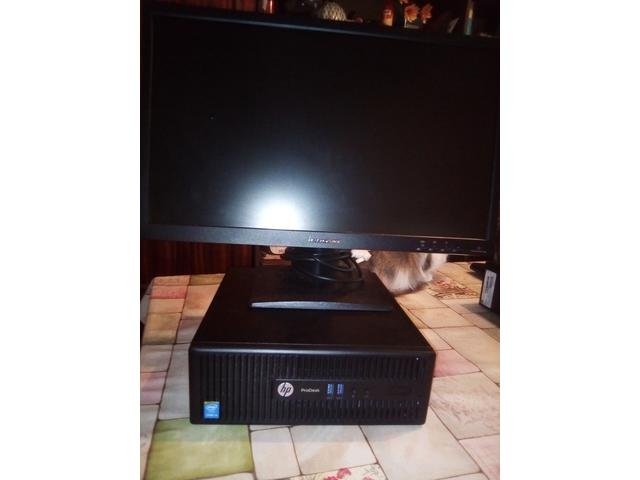 HP  ProDesk 400  б.у   компьютер