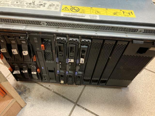 Продам Сервер IBM б/у.