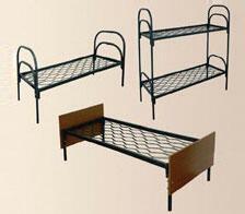 Кровати для больниц, общежитий, хостелов