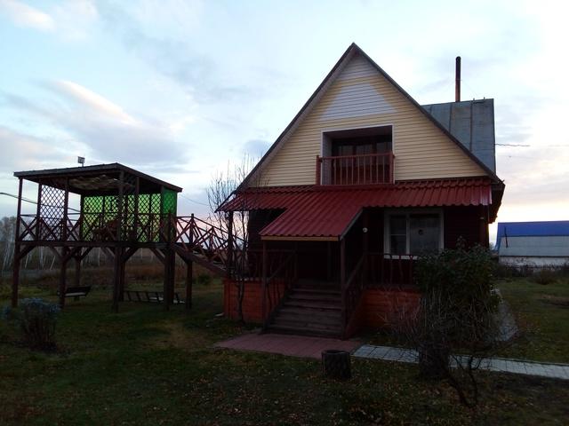 дом в алтайском крае, 2 этажа, 120кв.м, 30 соток