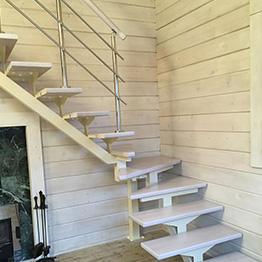 лестницы, ступени для лестниц