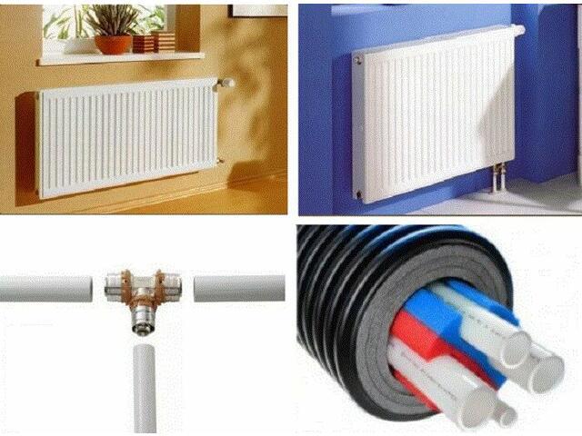 Панельные радиаторы высокого качества Kermi