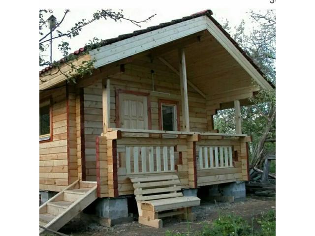 Строим дома из дерева, кирпича, бетона и бани под ключ.