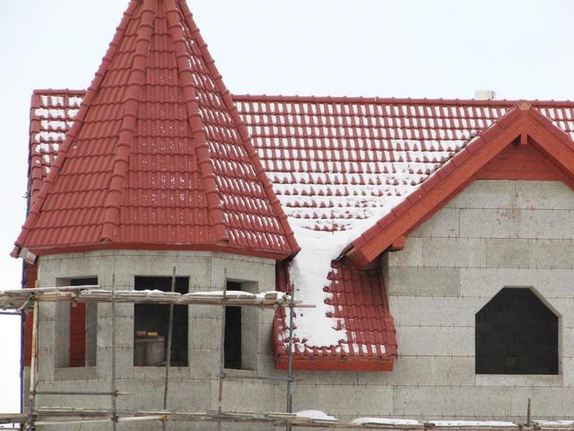 Кровельные работы, фасадные. Красноярск