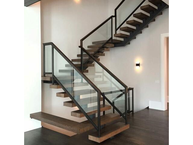 Производство изделий из черного металла, лестницы, навесы