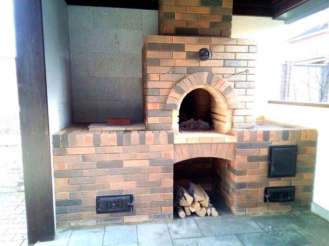 Выложу из кирпича печи, печные комплексы в Красноярске.