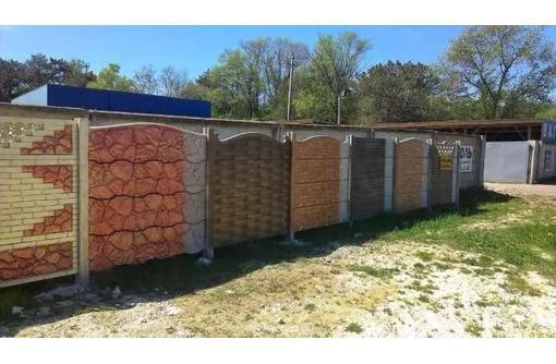 Заборы из профлиста, дерева, рабицы и 3D сетки (полимер). Еврозаборы и металлоконструкции