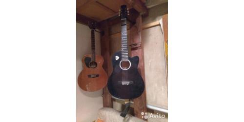Обучение игре на шестиструнной акустической гитаре
