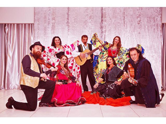 Цыганский профессиональный этнический ансамбль