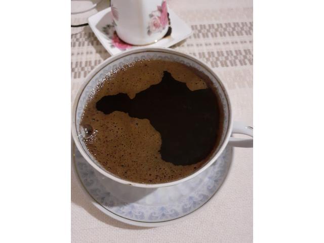Гадания на кофейной гуще и чистка воском