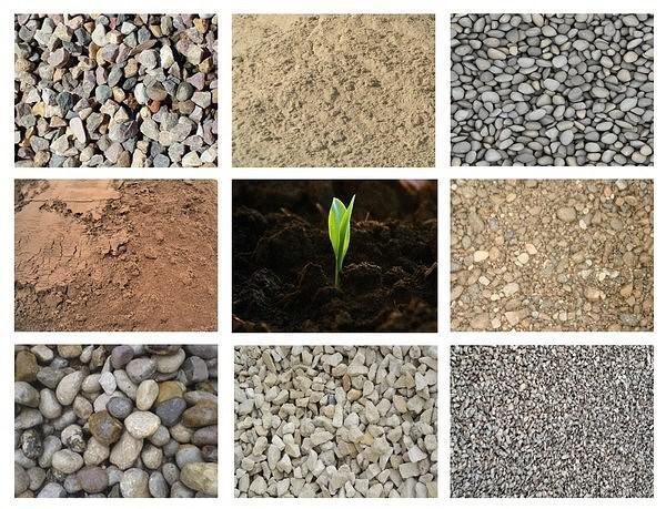 Песок / ПГС / Торф / Гравий / Щебень / Доставка нерудных материалов