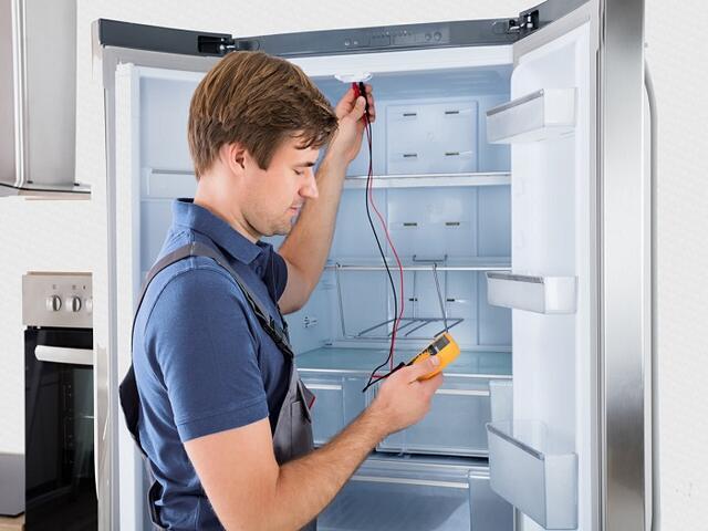 Мастер по ремонту холодильников с выездом на дом в Москве