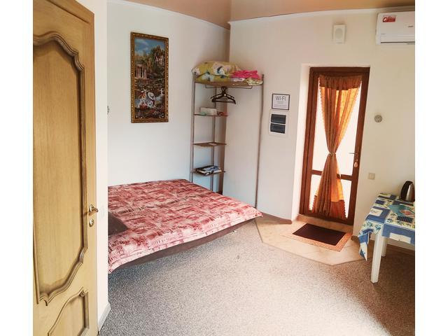 две комнаты в отеле