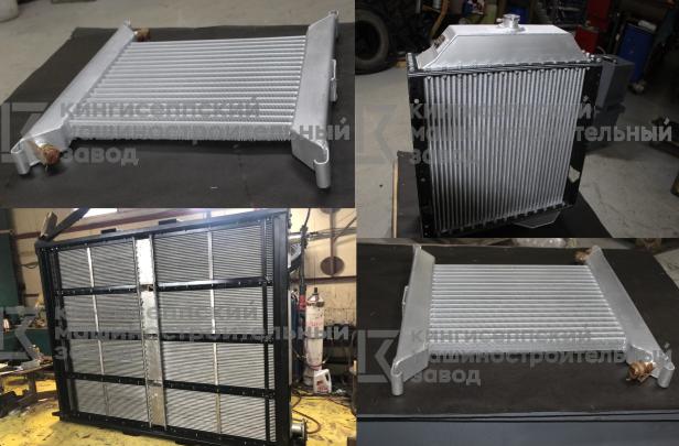 Радиаторы ТАСПО ШААЗ.Системы охлаждения двигателя. Оренбургс