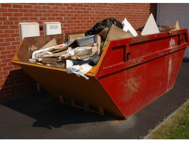 Вывоз мусора контейнером в Нижнем Новгороде
