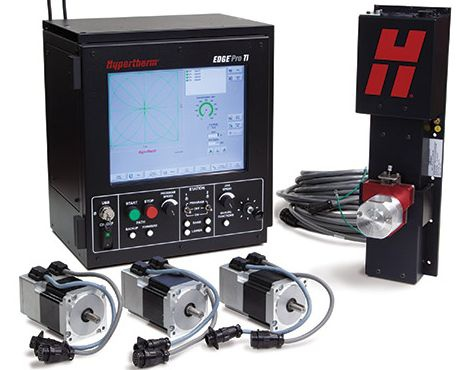 Ремонт HYPERTHERM ЧПУ CNC EDGE Pro Ti Powermax HyPerformance HPR HyPrecision Basic ArcGlide Sensor PHC электроники