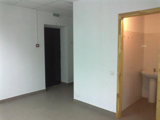 новое просторное помещение