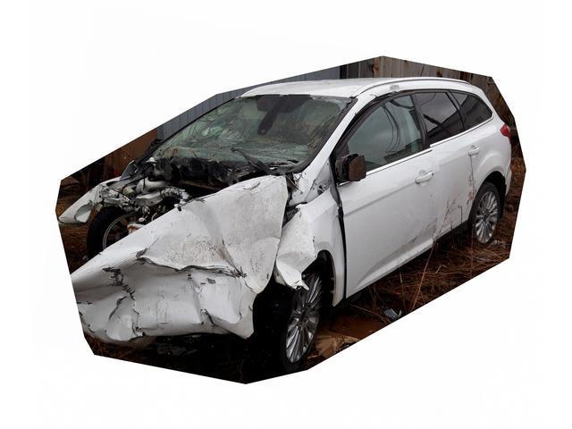 Продам Ford Focus 2013 г. (универсал) на запчасти. Комплектация Titanium.