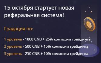 Получите 200$ бонусом от биржи Coinsbit
