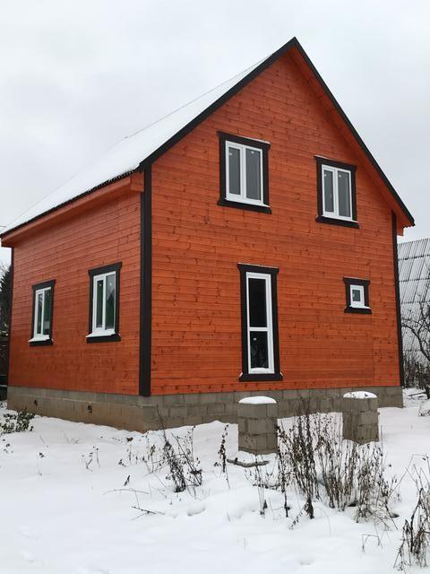 Дом 100 м² на участке 6 сот.