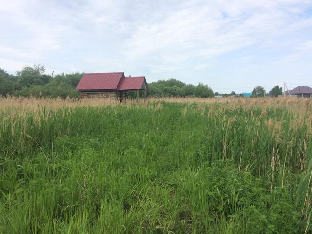 Участок для строительства загородного дома