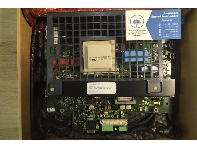 Плата питания частотно-регулируемого привода Siemens S120