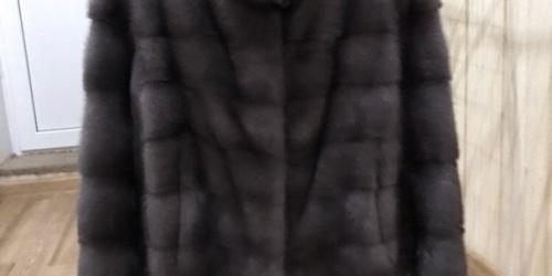 Шуба норка 42-44s размер