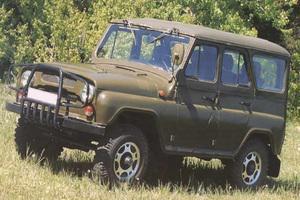 УАЗ 31519  2001г пробег53300км