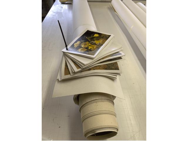Огнестойкие материалы для печати