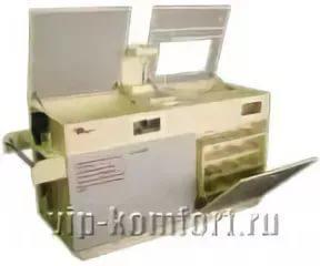 Аппарат для чистки пухоперовых изделий