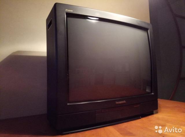 Продаю… ТВ... PANASONIC    64*...  21 system 2 speaker system… Б/у… Торг... - 990 руб. Томск...