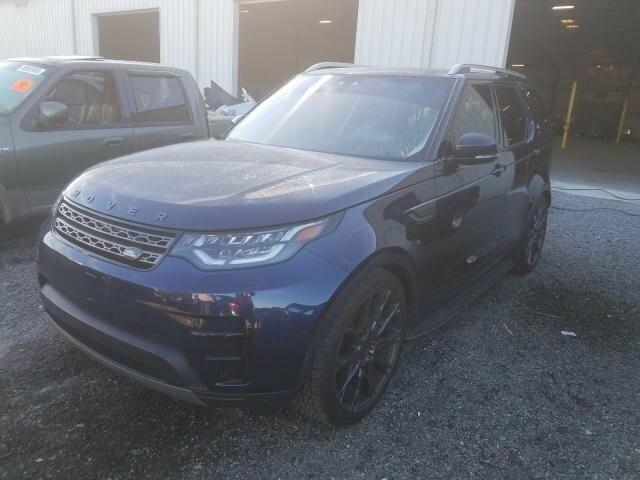 Запчасти б/у Land Rover Discovery